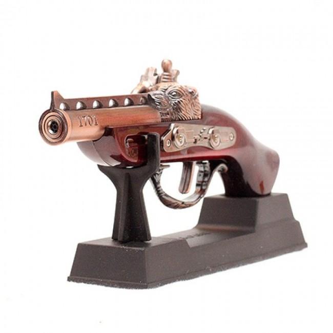 Mini bricheta pistol anti-vant SE-0074