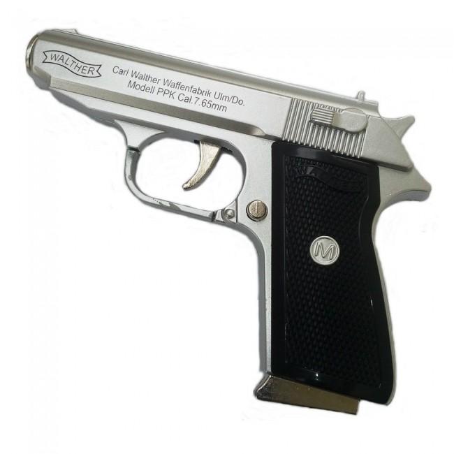 Bricheta tip Pistol Walther cu briceag in incarcator